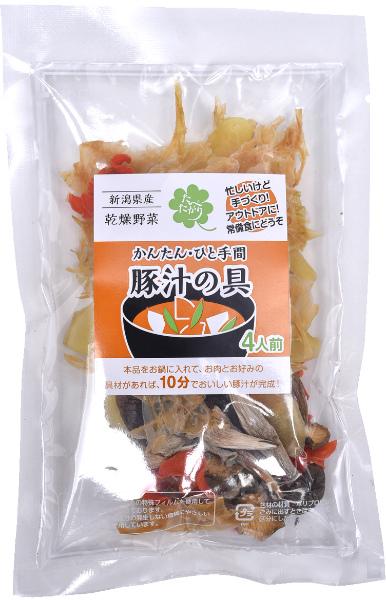 かんたん・ひと手間 豚汁の具 - emc00202